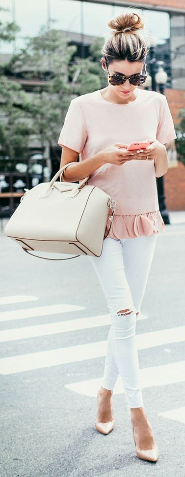 Tanger Outlets_Blush Inspiration
