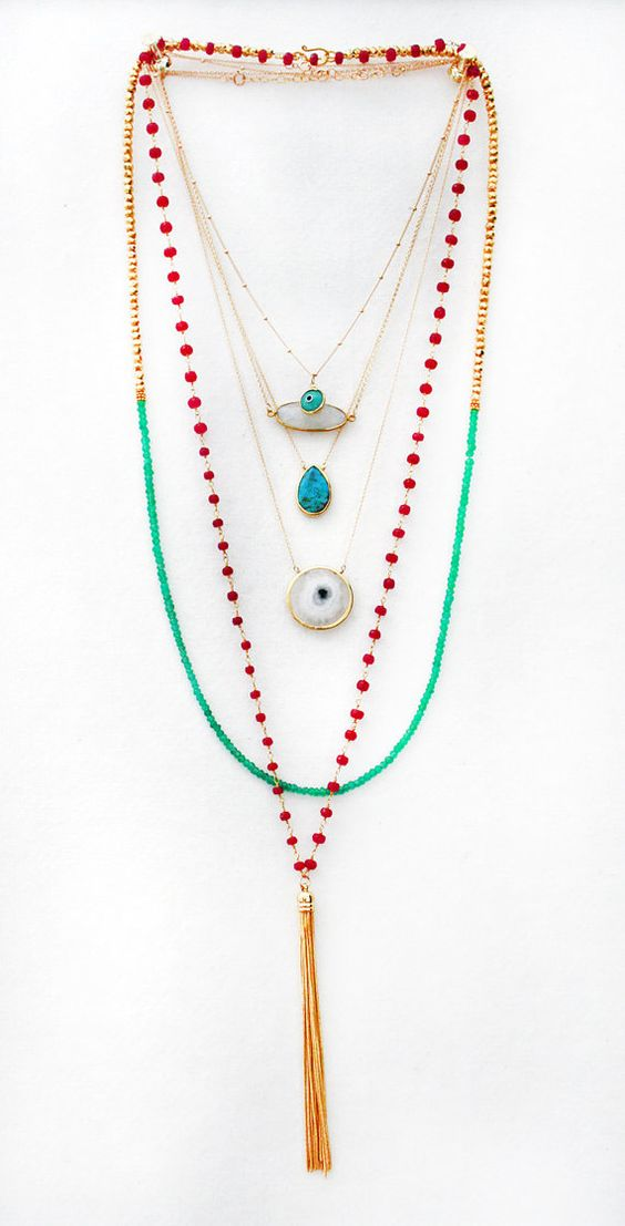 Tanger Outlets_Boho Necklace