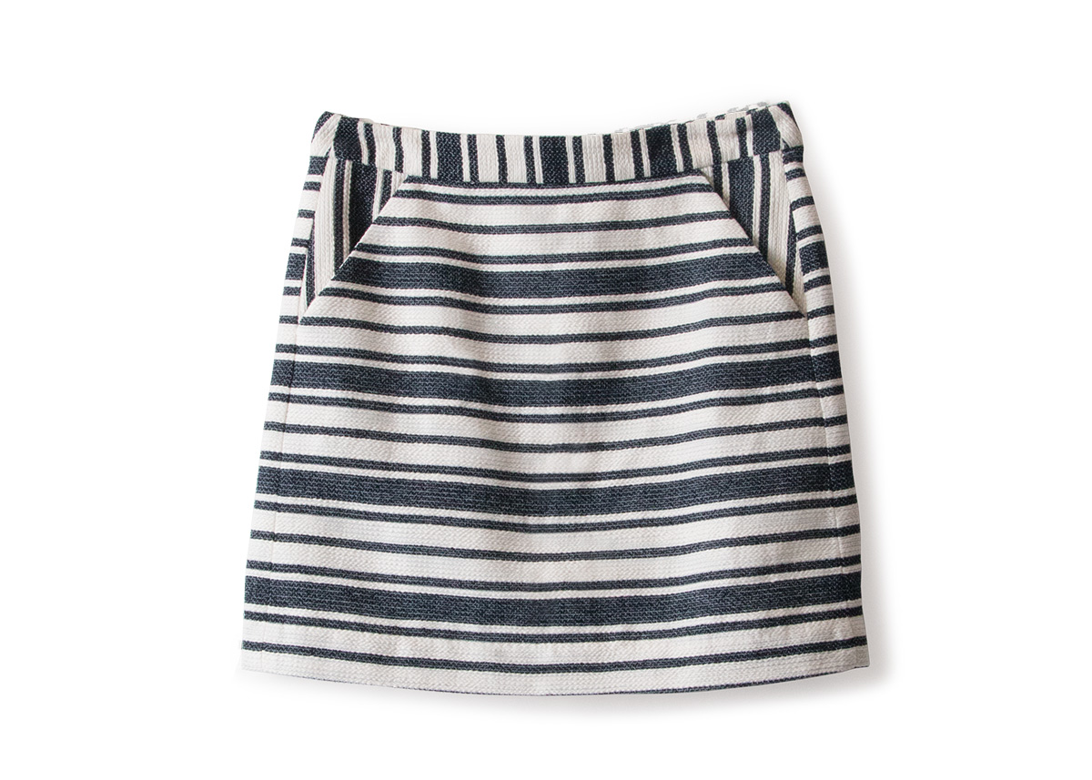 Tanger Outlet_Skirt Nautical Trend