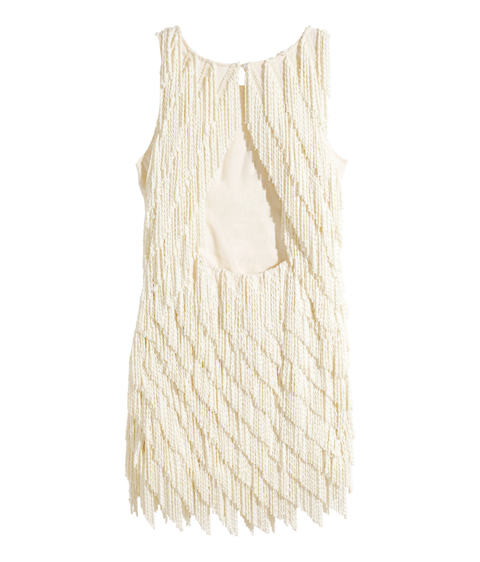 Tanger Outlets_Fringe Dress Back