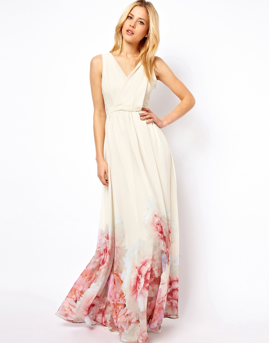 Tanger Outlets_Floral Maxi