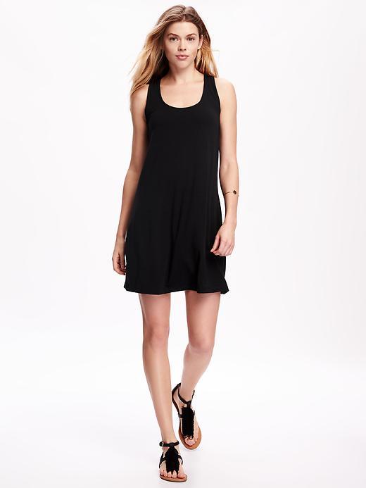 Tanger Outlets_Black Dress
