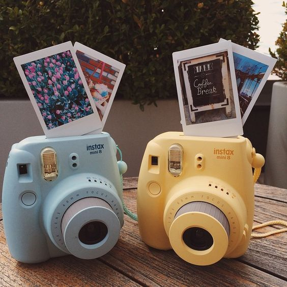 Tanger Outlets_Polaroid Camera