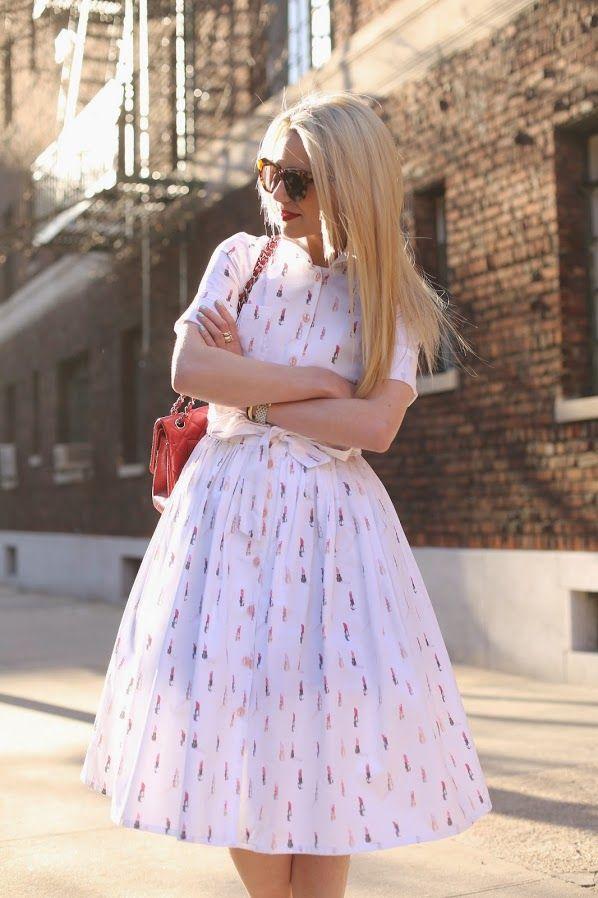 Mom_Flirty Shirt Dress