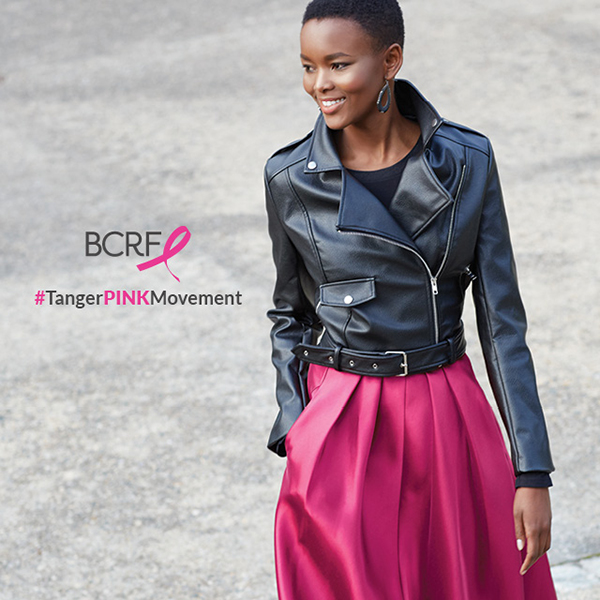Tanger Outlet_BCRF #TangerPinkMovement