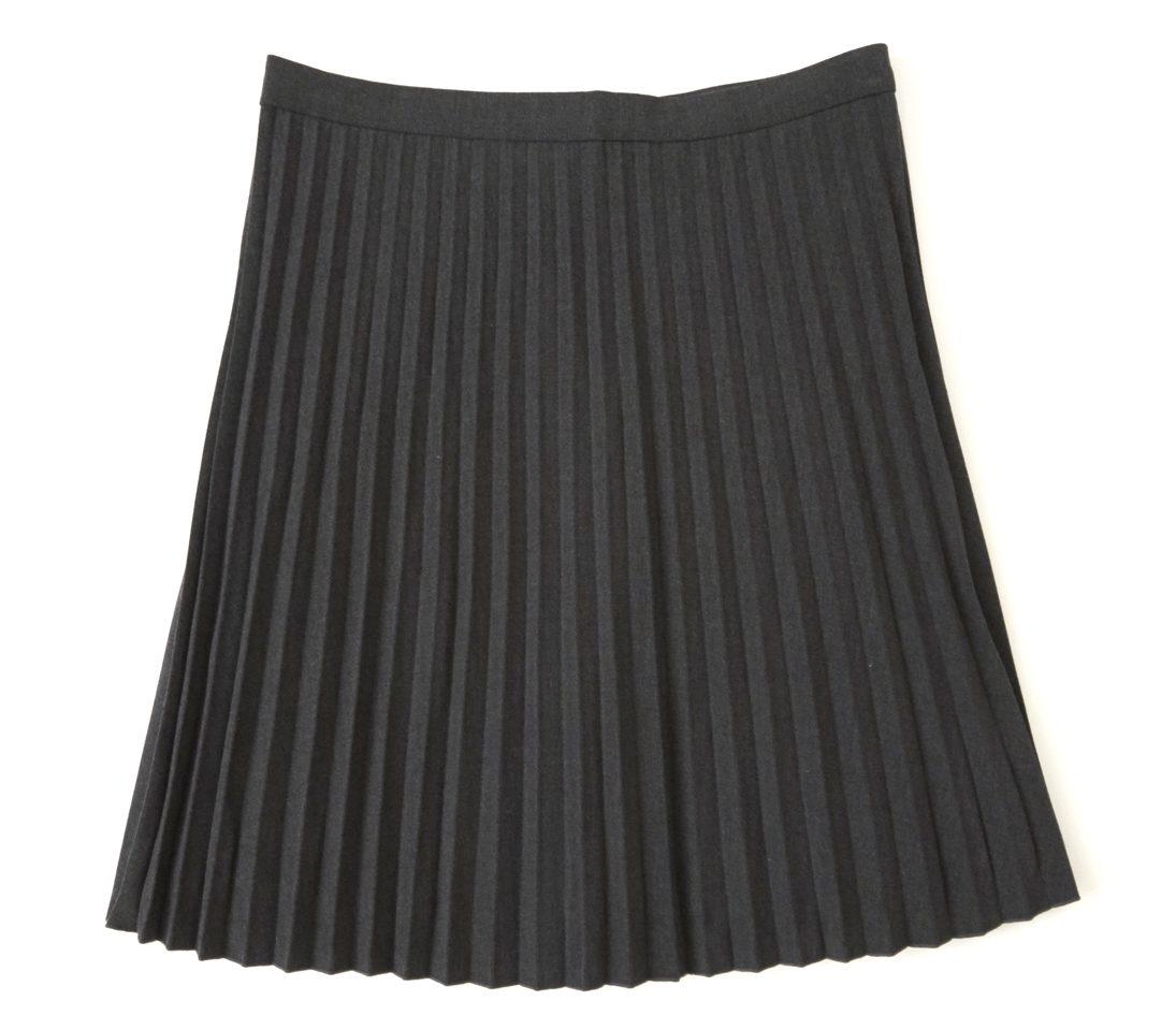 Pleated Skirt | J.Crew Factory | $39.50