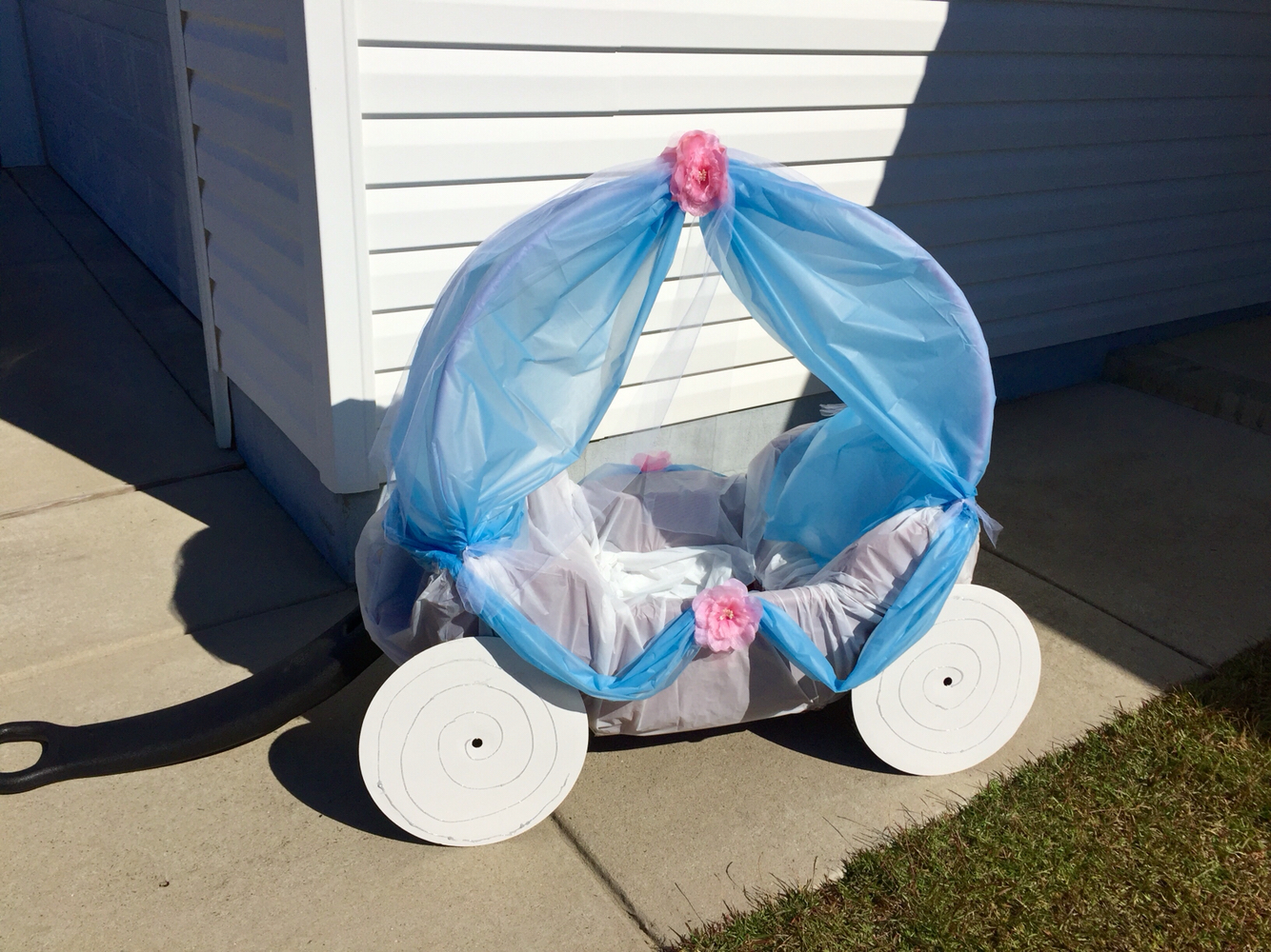 Cinderella Wagon