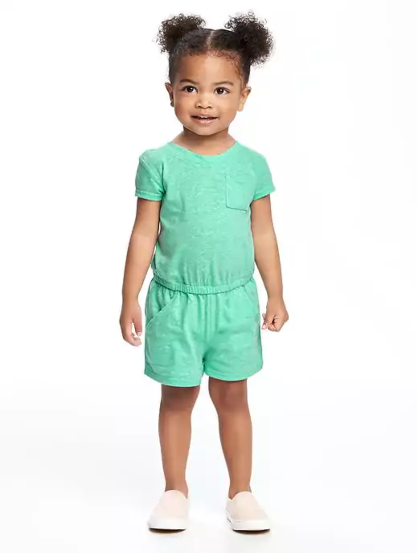 Tanger Outlets Old Navy Outlet girls romper