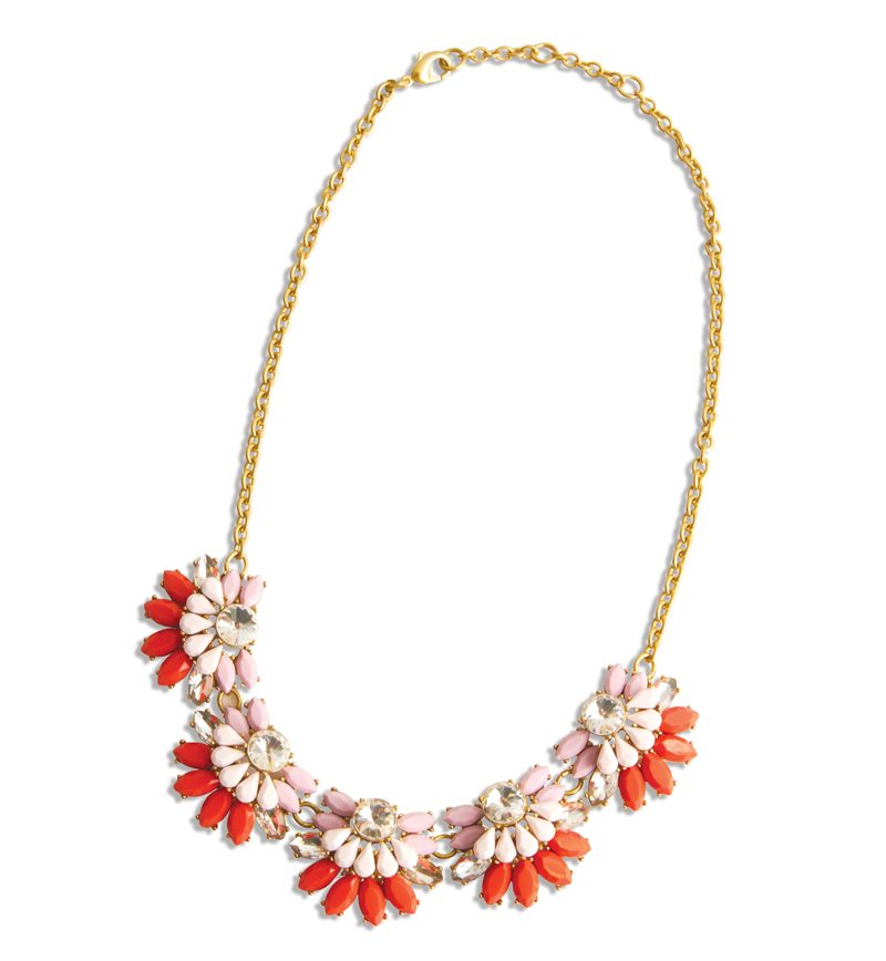 Tanger Outlets J.Crew Factory necklace