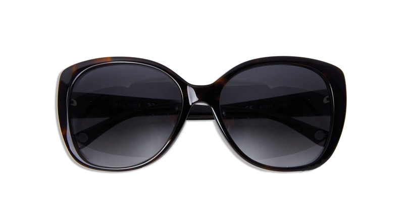 Tanger Outlets black sunglasses