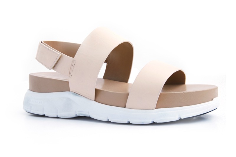 Tanger Outlets blush sandal