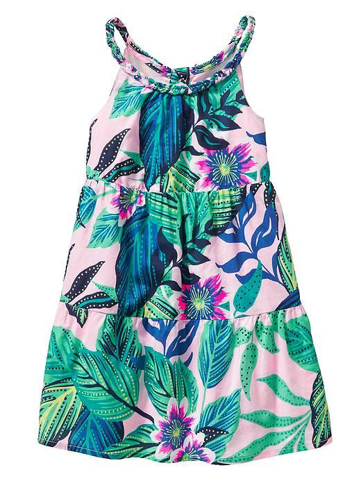 Tanger Outlets Gap Factory Store kids floral dress