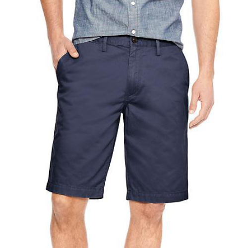 Tanger Outlets Gap Factory Store navy shorts