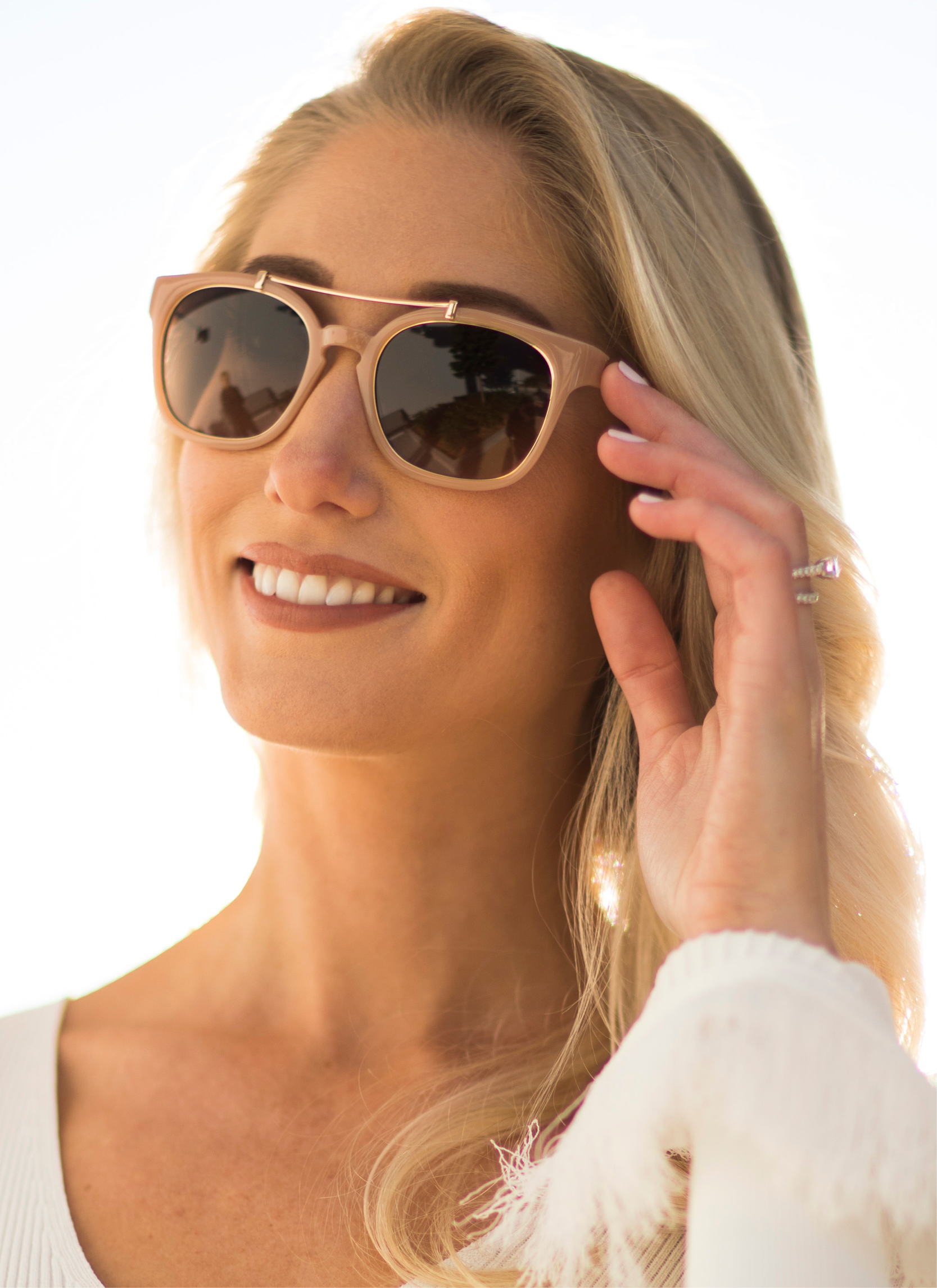 Tanger Outlets Saks OFF 5th Tory Burch sunglasses
