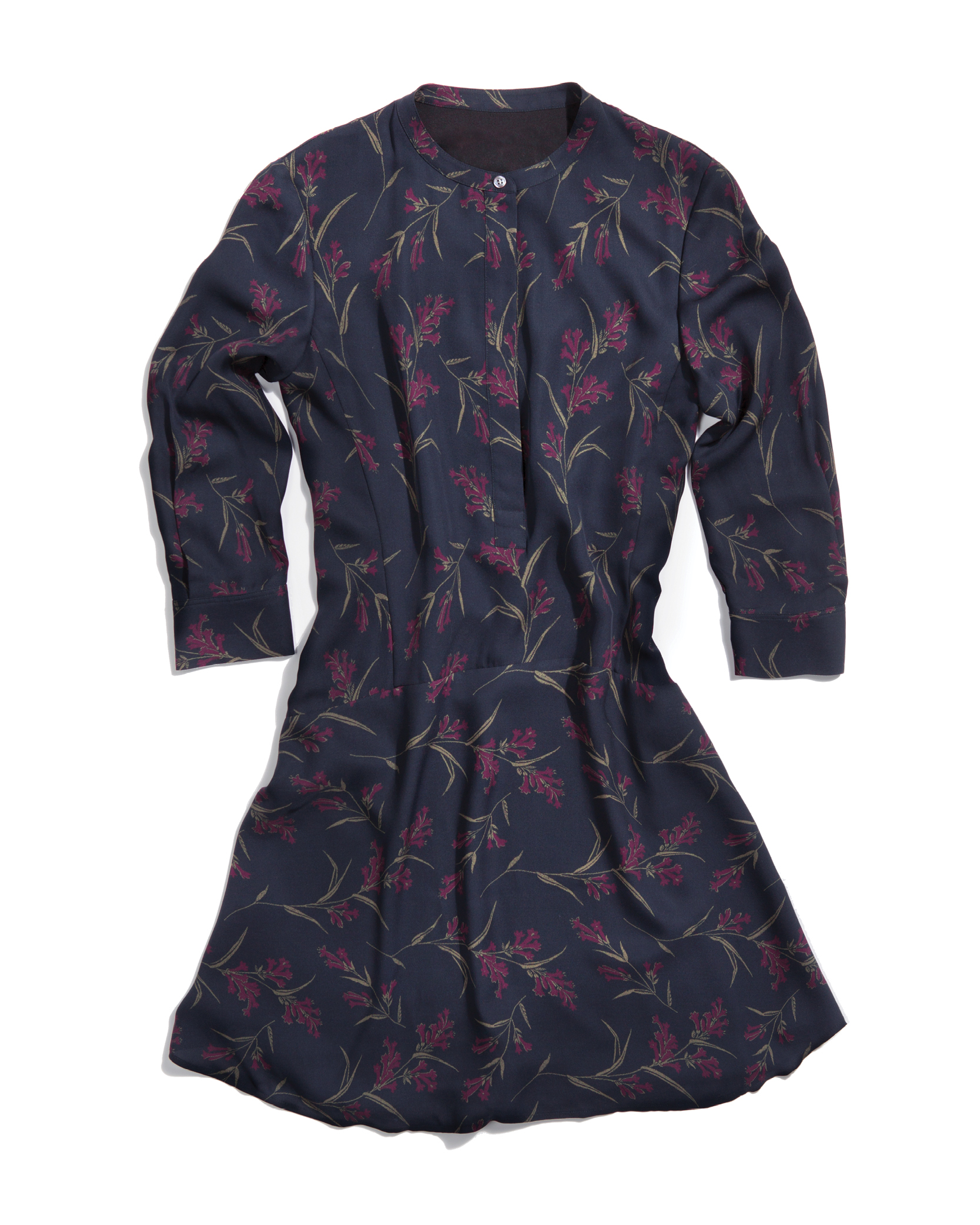 Tanger Outlets Theory floral dress
