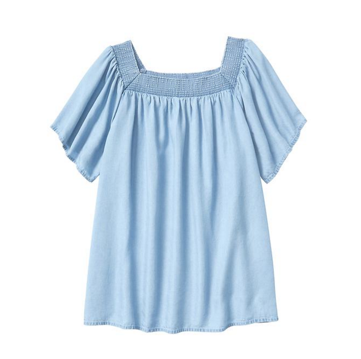 Tanger Outlets Gap Factory off the shoulder blouse