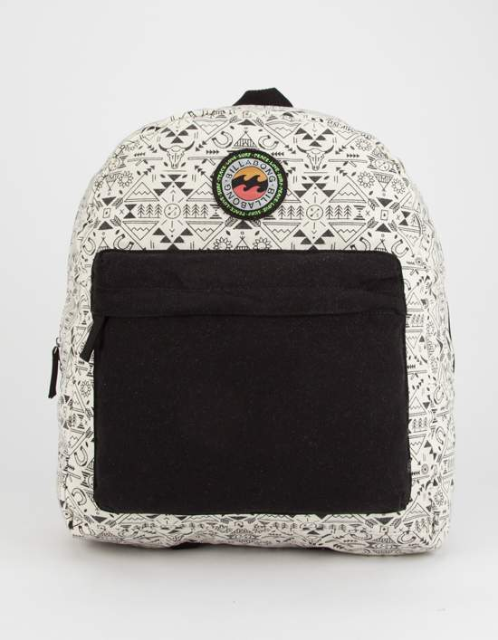 Tanger Outlets Tilly's backpack