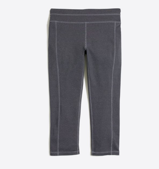 Tanger Outlets J.Crew Factory capri leggings