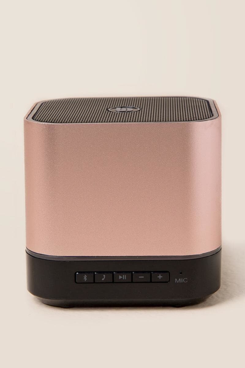 Tanger Outlets francesca's wireless speaker