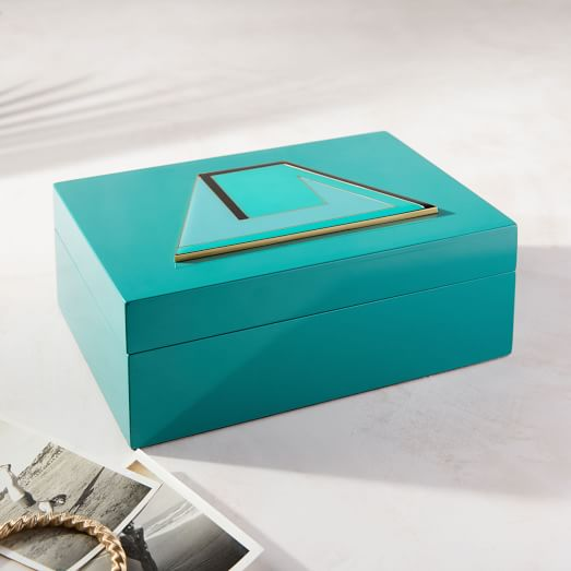 Tanger Outlets West Elm outlet decorative box