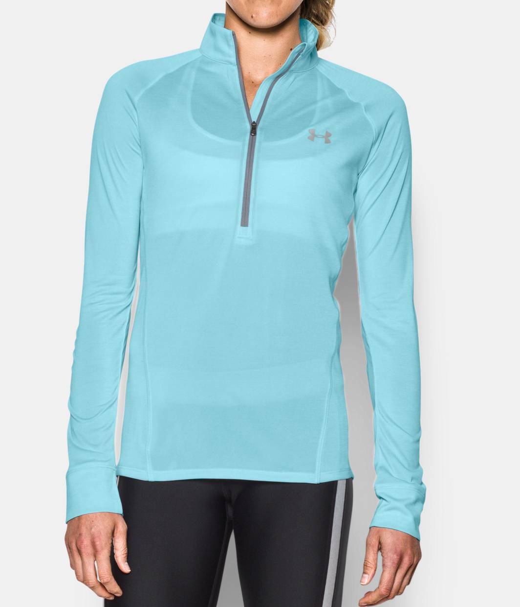 tanger outlets under armour active wear half zip pullover