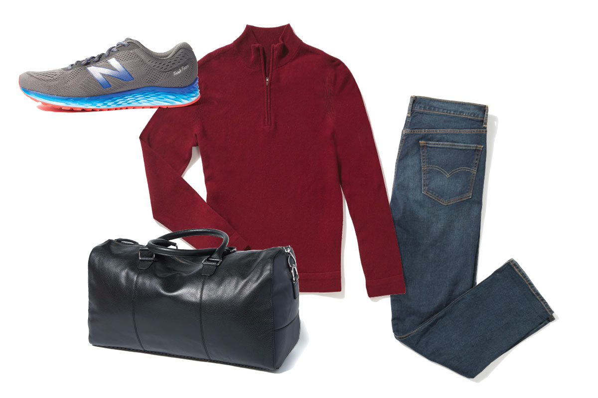 tanger outlets mens outfit inspiration