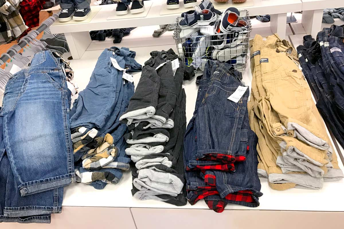 tanger outlets oshkosh boys pants