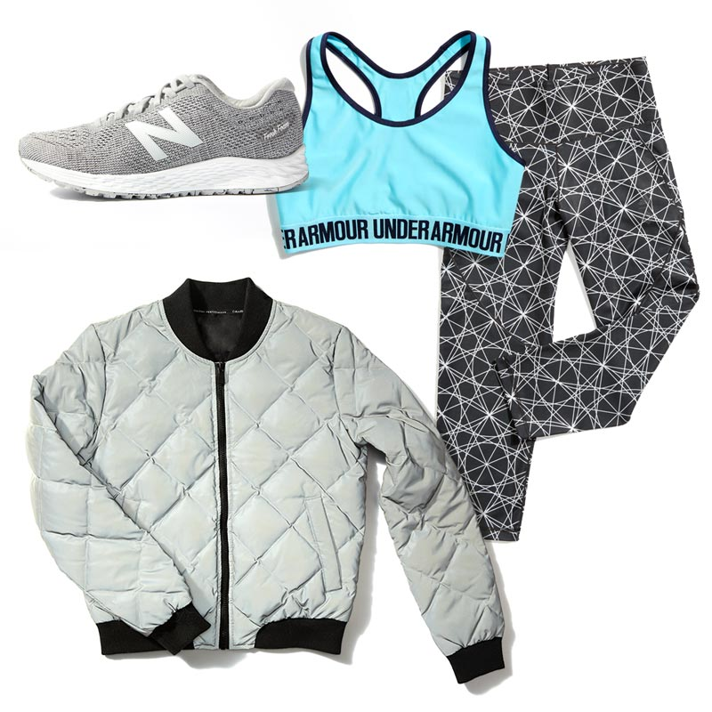 tanger outlets under armour athletic wear inspiration