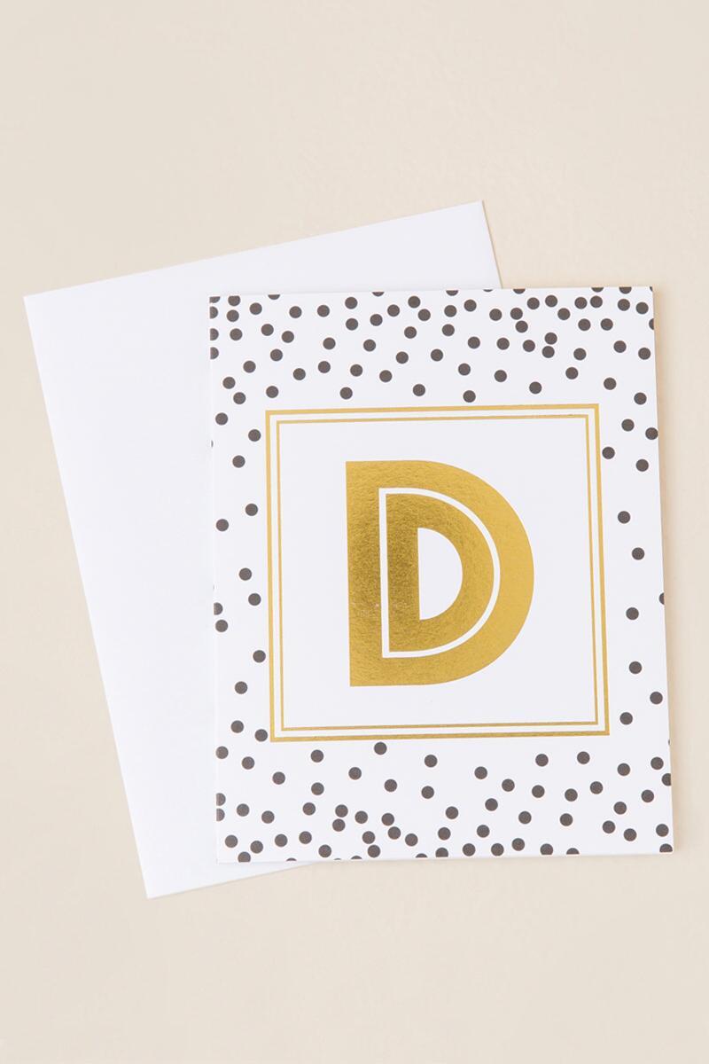 tanger outlets francescas alphabet letter blank cards