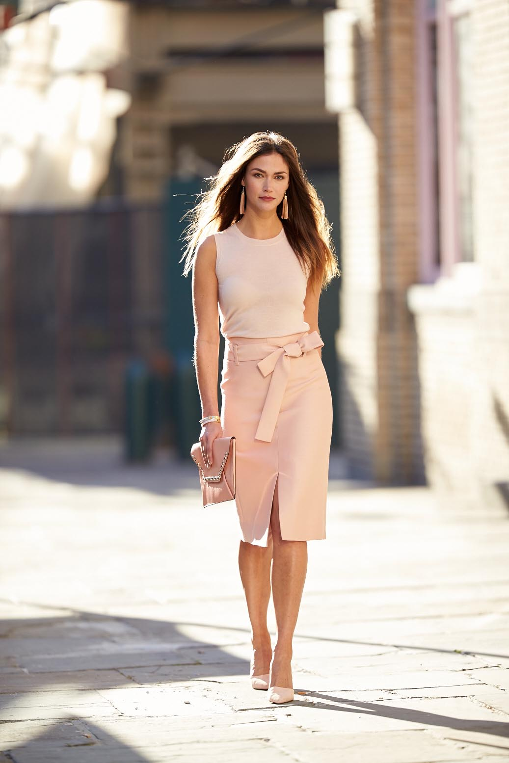 Tanger Outlets_Blush Trend