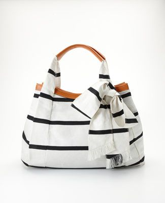 Tanger Outlet_Striped Purse