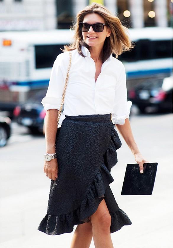 Tanger Outlets_Ruffled Skirt