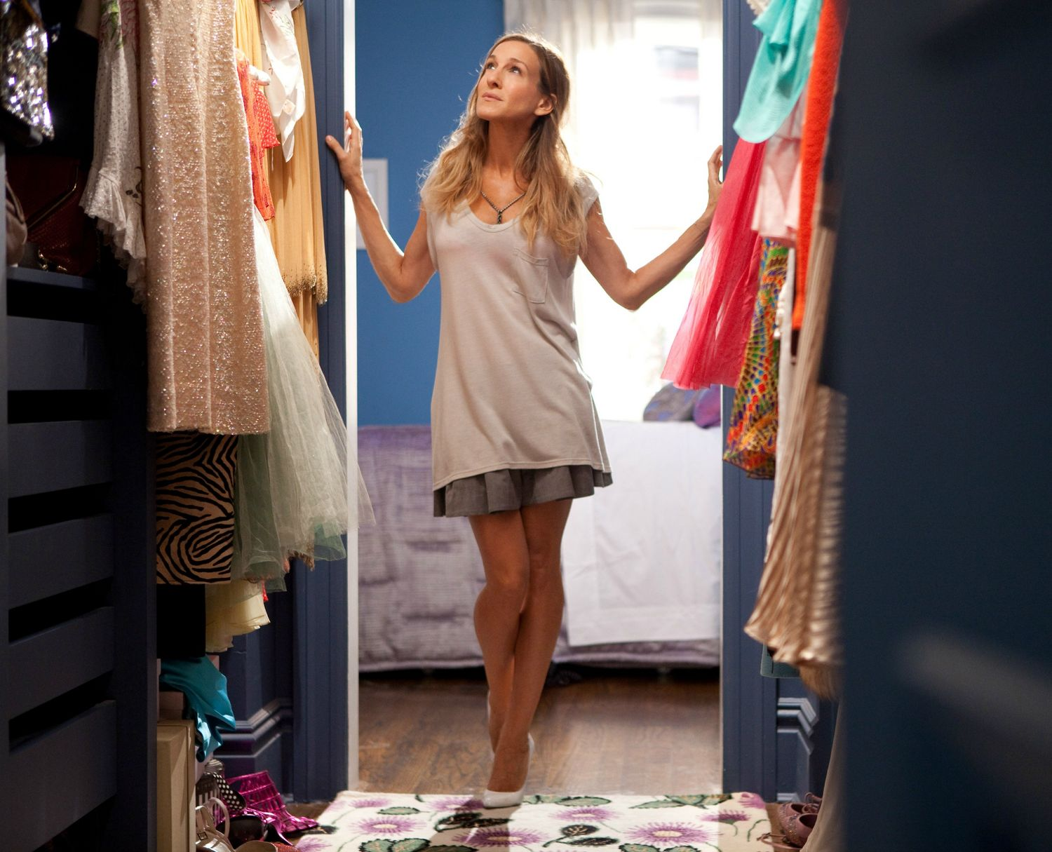 Tanger Outlets_Carrie Bradshaw