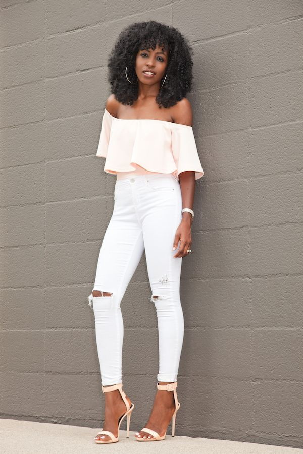 Tanger Outlets_Ruffled Top