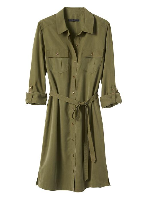 Tanger Outlets_Banana Republic Factory Store Shirtdress