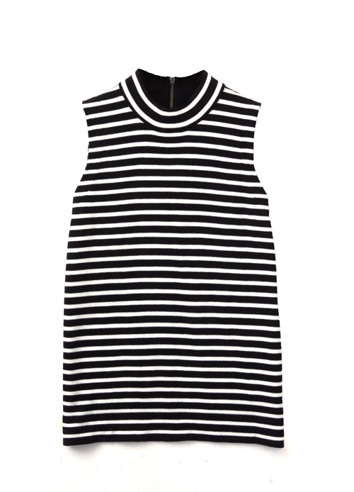 Tanger Outlets J.Crew Factory striped tank