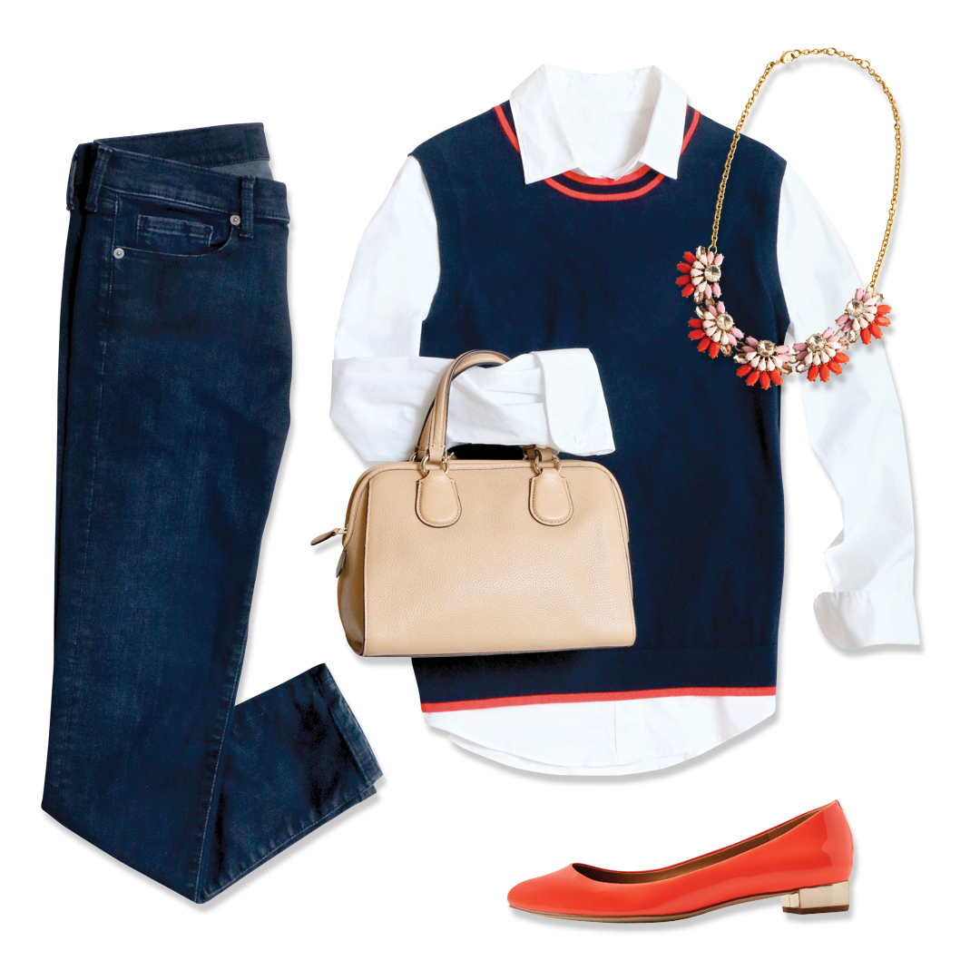 Tanger Outlets J.Crew Factory look