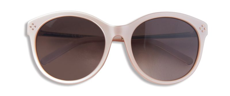 Tanger Outlets pink sunglasses