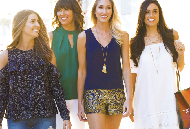 Meet the Tanger Style Team