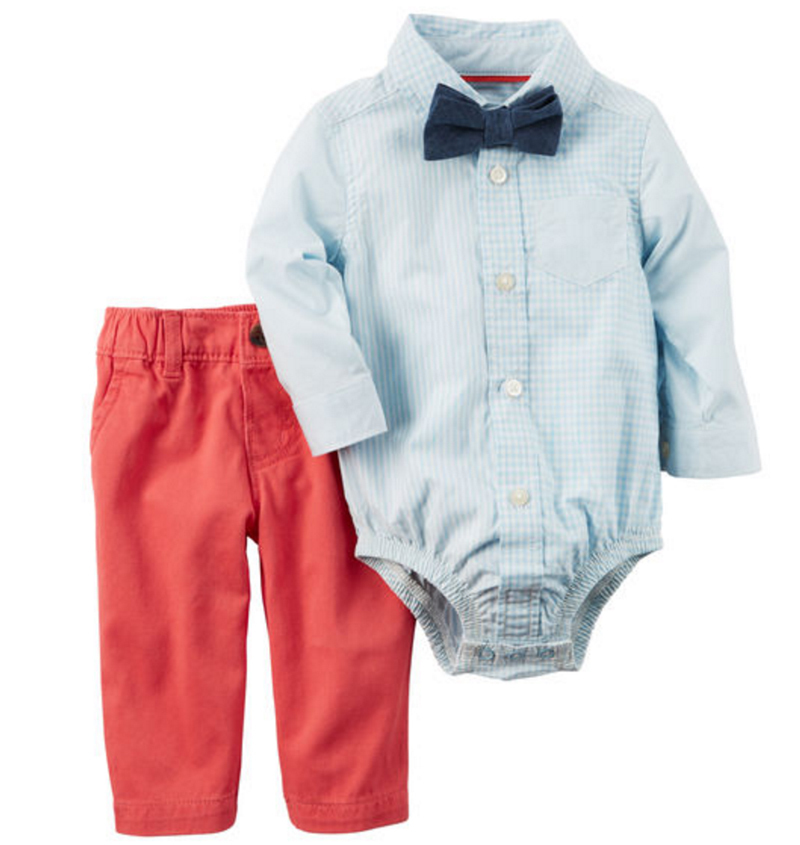 Tanger Outlets Carter's baby 3 piece set