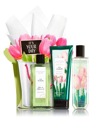 Tanger Outlets Bath & Body Works gift set
