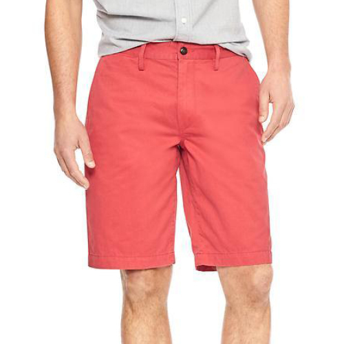 Tanger Outlets Gap Factory Store coral shorts