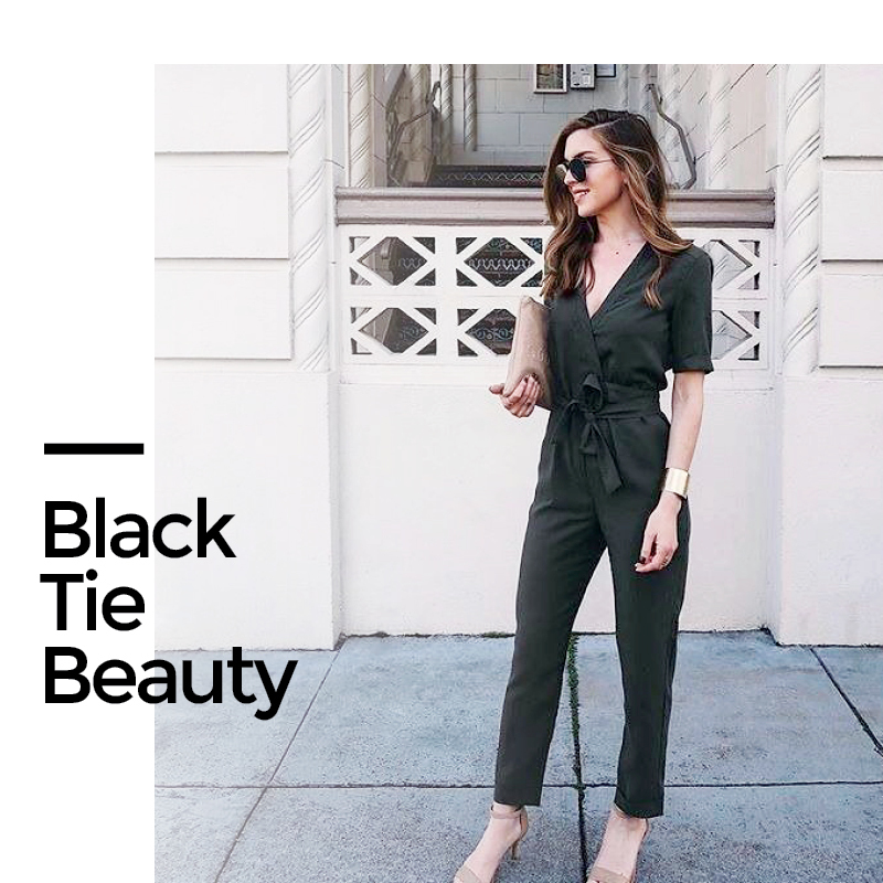Tanger Outlets Saks OFF 5th Trooper Solid Jumpsuit