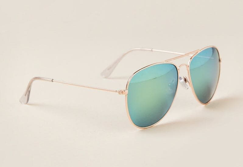 Tanger Outlets francesca's aviator sunglasses