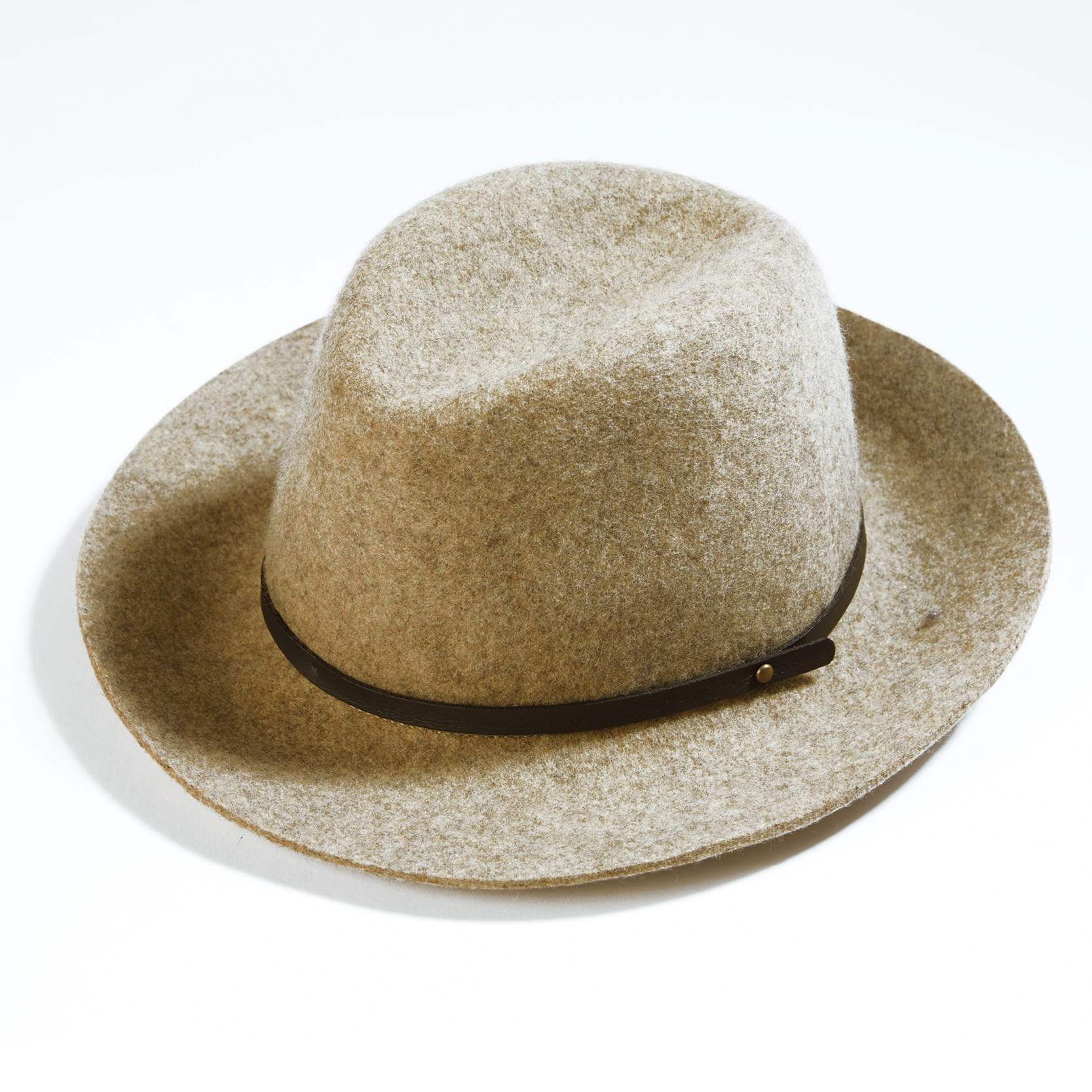 Tanger Outlets Banana Republic Factory Store taupe hat