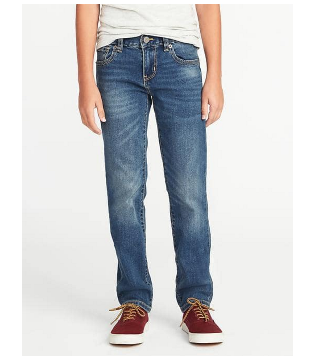Tanger Outlets Old Navy Outlet boy's skinny jeans