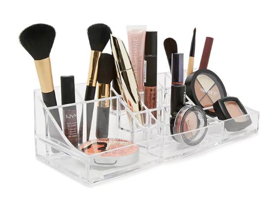 Tanger Outlets Forever 21 makeup oraganizer