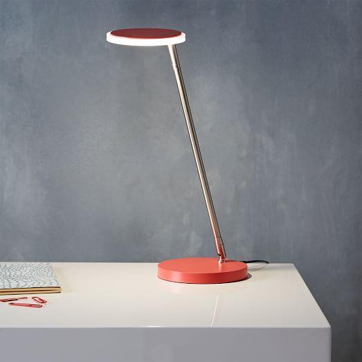 Tanger Outlets West Elm outlet LED lamp