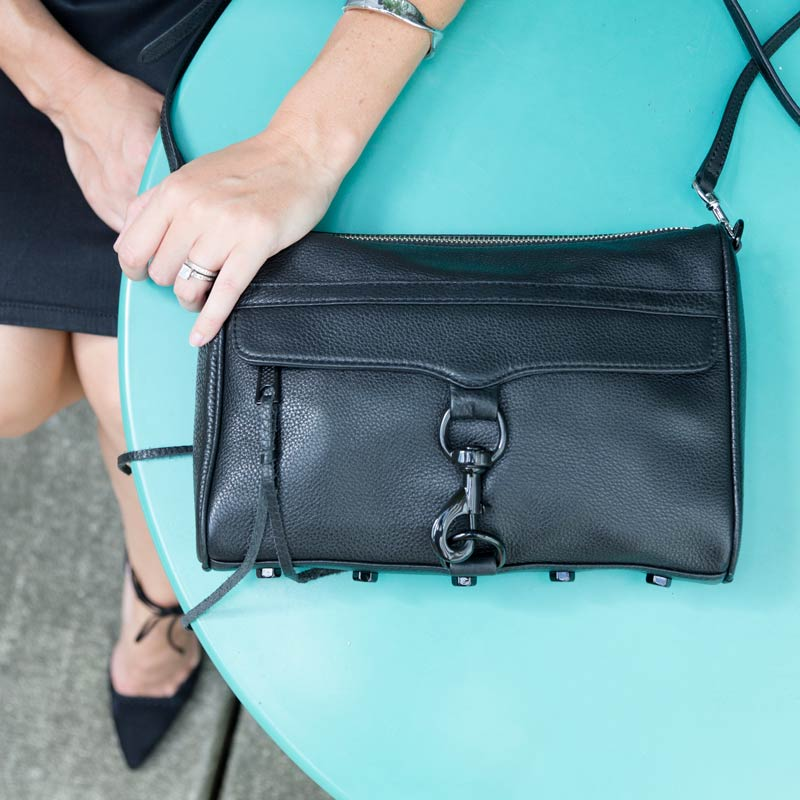 tanger outlets saks off fifth black crossbody purse