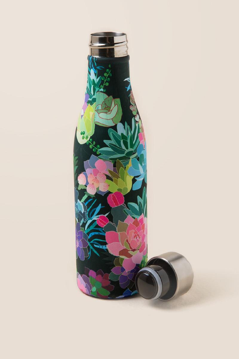 tanger outlets francescas floral print water bottle